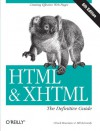 HTML & XHTML: The Definitive Guide - Chuck Musciano, Bill Kennedy