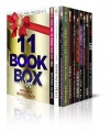 Wahida Clark Presents 11 Book Boxed Set (Holiday Bonus Pack) - Wahida Clark, Ne Ne Capri, Cash, Intelligent Allah, Tash Hawthorne, Anthony Fields, Mike Sanders, Sereniti Hall, Victor L. Martin, Al Dickens