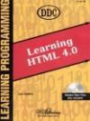 Ddc Learning Html 4.0 (Ddc Learning Series) - Curt Robbins