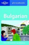 Bulgarian Phrasebook - Ronelle Alexander
