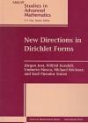 New Directions in Dirichlet Forms - Jürgen Jost, Michael Rockner, Umberto Mosco, Wilfrid Kendall, Karl-Theodor Sturm