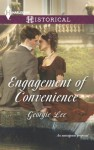 Engagement of Convenience (Harlequin Historical) - Georgie Lee