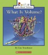 What Is Volume? (Rookie Read-About Science) - Lisa Trumbauer