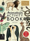 Animalium Activity Book - Big Picture Press, Katie Scott