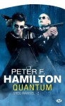 Quantum: Greg Mandel, T2 - Thierry Arson, Peter F. Hamilton, Sara Doke