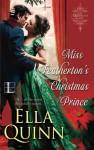 Miss Featherton's Christmas Prince - Ella Quinn
