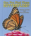 Can You Find These Butterflies? - Carmen Bredeson, Lindsey Cousins