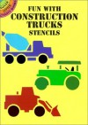 Fun with Construction Trucks Stencils - A.G. Smith
