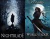 Nightblade (2 Book Series) - Ryan Kirk