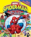 First Look And Find: Marvel Spider Man & Friends - Publications International Ltd.