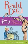 Boy: Tales Of Childhood (Turtleback School & Library Binding Edition) - Quentin Blake, Roald Dahl