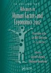 Advances in Human Factors and Ergonomics 2012- 14 Volume Set: Proceedings of the 4th Ahfe Conference 21-25 July 2012 - Gavriel Salvendy, Waldemar Karwowski