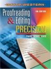 Proofreading & Editing Precision - Larry G. Pagel, Ellis Jones