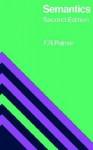 Semantics - Frank Robert Palmer