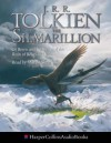 The Silmarillion (boxed set) - J.R.R. Tolkien, Martin Shaw