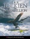 The Silmarillion (boxed set) - J.R.R. Tolkien, Martin Shaw