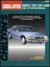 General Motors: Bonneville/Eighty-Eight/Lesabre 1988-93 - Chilton Automotive Books, Chilton Automotive Books