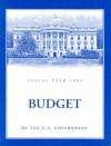 Budget of the United States Government, Fiscal Year 2004 - Office of Management and Budget (U.S.)
