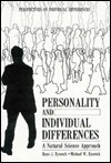 Personality and Individual Differences: A Natural Science Approach - Hans Jürgen Eysenck, Michael W. Eysenck