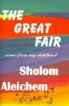 The Great Fair - Sholem Aleichem, Tamara Kahana