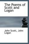 The Poems of Scott and Logan - John Scott