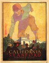 Cal vs Stanford '23 Vintage Football Poster - Asgard Press