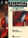 Essential Technique 2000 for Strings: Viola, Book 3 - Michael Allen, Robert Gillespie, Pamela Tellejohn Hayes