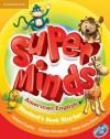 Super Minds American English Starter Student's Book with DVD-ROM - Herbert Puchta, Günter Gerngross, Peter Lewis-Jones