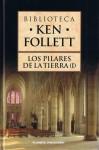 Los pilares de la Tierra - Ken Follett, Rosalía Vázquez Tomás