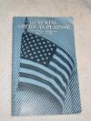 Renewing America's Purpose: Policy Addresses of Georeg W. Bush - George Bush