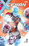 Iceman (2017-) #1 - Sina Grace, Alessandro Vitti, Kevin Wada