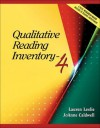 Qualitative Reading Inventory-4 (4th Edition) - Lauren Leslie, JoAnne Schudt Caldwell