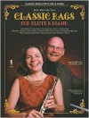 Music Minus One Flute: Classic Rags for Flute and Piano (Book & CD) - Songbook, Anne Barnhart