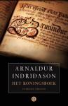 Het Koningsboek - Arnaldur Indriðason, Marcel Otten