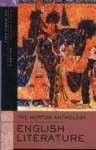 The Norton Anthology of English Literature, Vol 1 - M.H. Abrams, Stephen Greenblatt