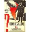 The Detective (Johannes Cabal #2) - Jonathan L. Howard