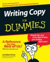 Writing CopyFor Dummies - Jonathan Kranz