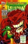 SATANS SIX HELLSPAWN # 1-3 Complete Story (SATAN'S SIX: HELLSPAWN (1994 TOPPS)) - Scott Benson Len Kaminski, John Cleary