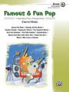Famous & Fun Pop, Book 5 (Intermediate): 11 Appealing Piano Arrangements - Carol Matz