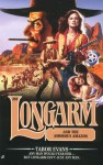Longarm and the Amorous Amazon - Tabor Evans