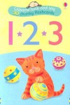 1-2-3 Look and Say Chunky Flashcards - Jo Litchfield