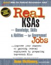 Real Ksas -- Knowledge, Skills & Abilities -- For Government Jobs - Anne McKinney
