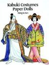 Kabuki Costumes Paper Dolls - Ming-Ju Sun