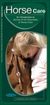 Horse Care: A Folding Pocket Guide to Horses & the Essentials of Horse Care - James Kavanagh, Raymond Leung, Steve Patton