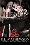 Black Heart (Cursed Hearts #1) - R.L. Mathewson
