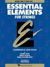Essential Elements for Strings - Book 2 (Original Series): Double Bass - Allen Gillespie Hayes, Robert Gillespie, Pamela Tellejohn Hayes