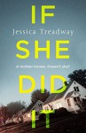 Is She Did It - Jessica Treadway