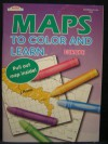 Maps to Color and Learn - Europe - Kappa