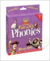 Fun With Phonics Blast Off!: Toy Story And Beyond, Reading Level A - Adrienne Betz, Susan Ring