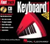 Fasttrack Mini Keyboard Method - Book 1 [With CD] - Blake Neely